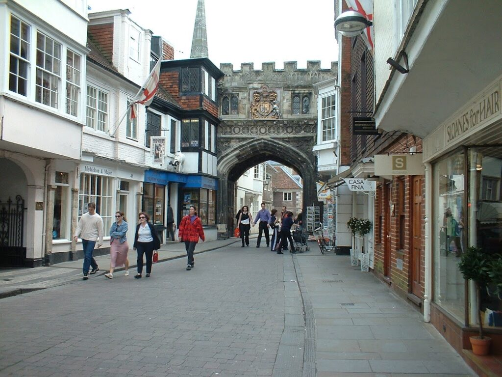 Quick trip to Medieval Salisbury before the approaching admission date